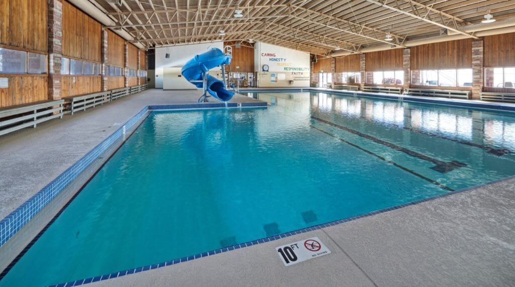 Ymca of the Rockies Aquatic Center in Estes Park, CO